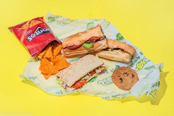 Subway – 2,010 Calories
