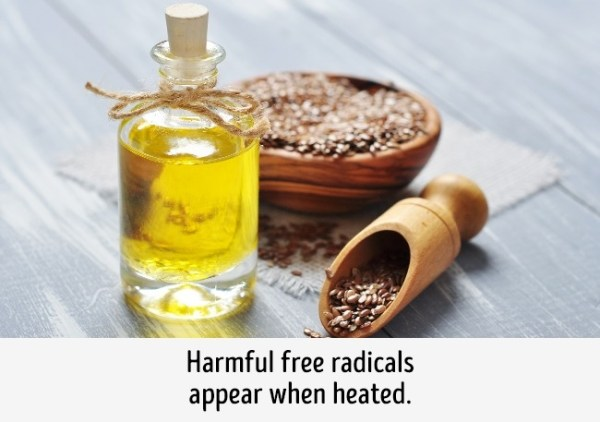Healthy oils make any food better