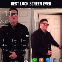 Best Lock Screen Ever