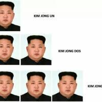 Kim Jong Un, Dos, Tres