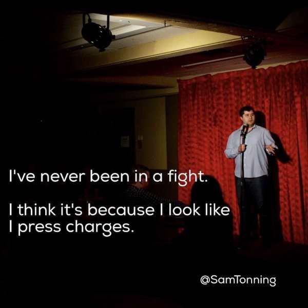 Comedians Telling Hilarious Jokes