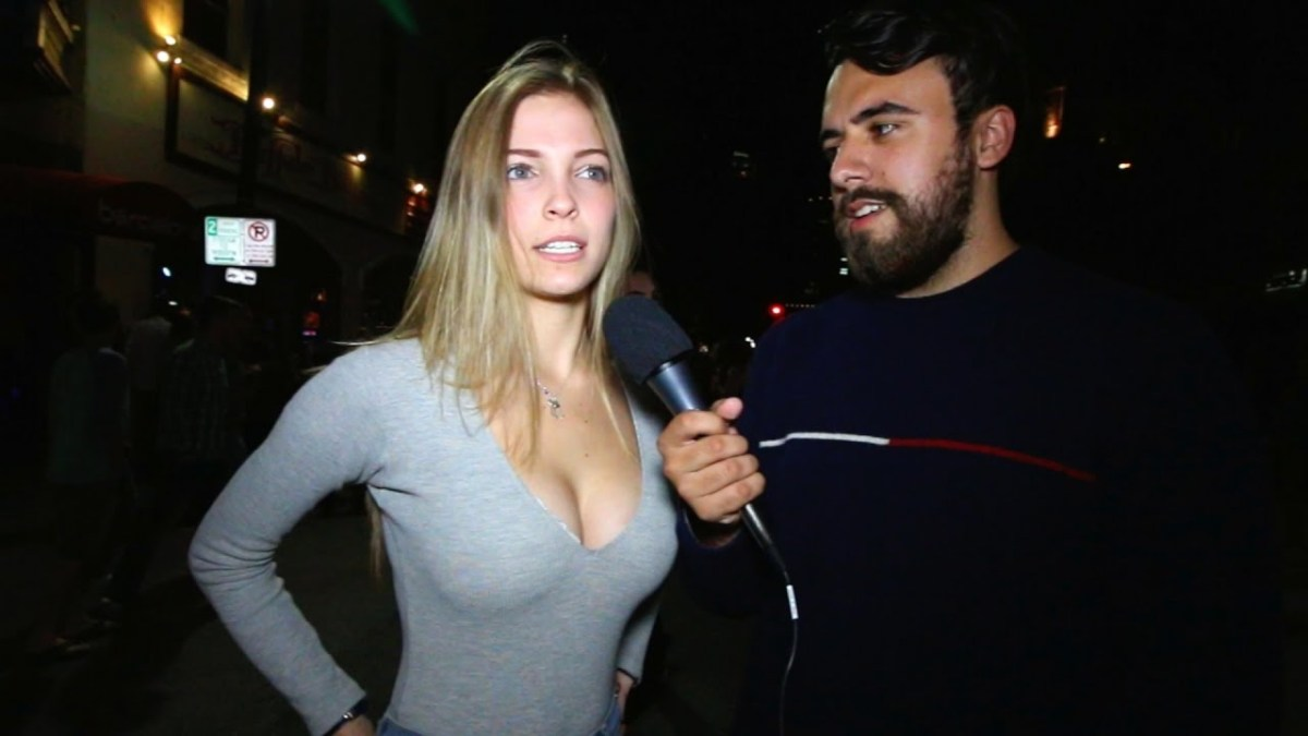 Drunk People Interviewed On Donald Trump And The Answers Are Pretty Wild