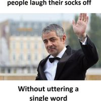 Respect To Mr. Bean