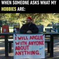 My Kind Of Hobby