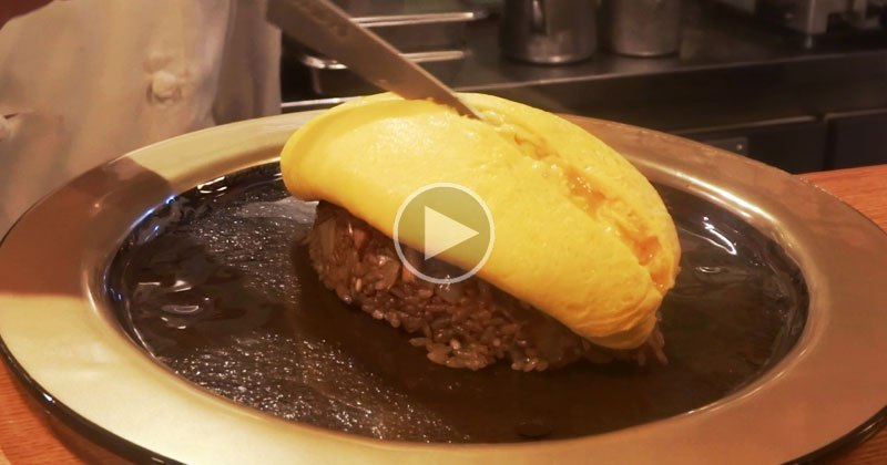 Chef Motoyoshi Yukimura Made the World's Most Difficult Omelette