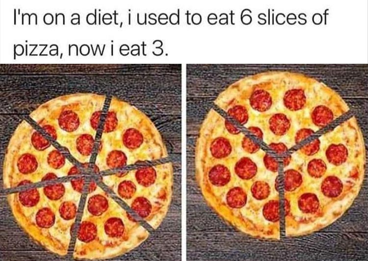 My New Diet