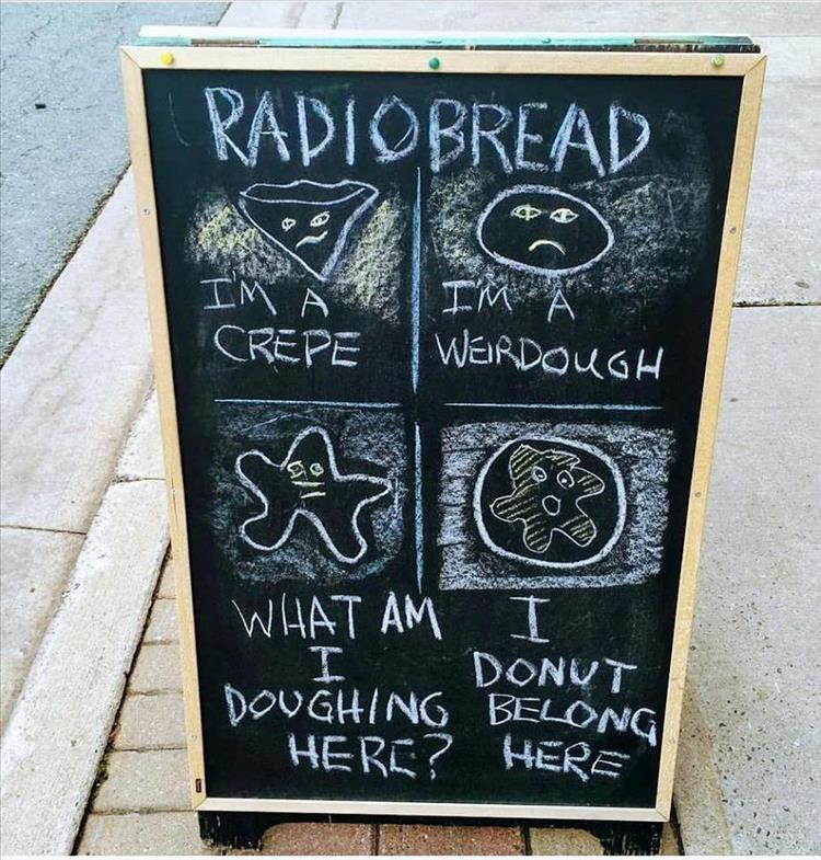 Radiobread
