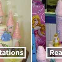 Expectations Vs Reality: Collection of Worst Cake Fails Ever