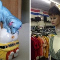 21 WTF Things You Might Find In A Thrift Shop
