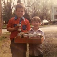 20 Old School Parenting Photos That Would Probably Get Them Arrested Today