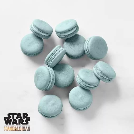 Mandalorian Cookies