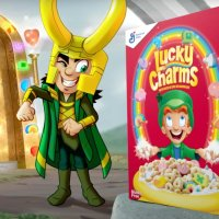 """Lucky Charms Cereal is Changing Into The """"Mischievously Delicious"""" Loki Charms"""