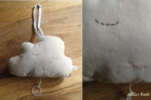 Spieluhr Wolke