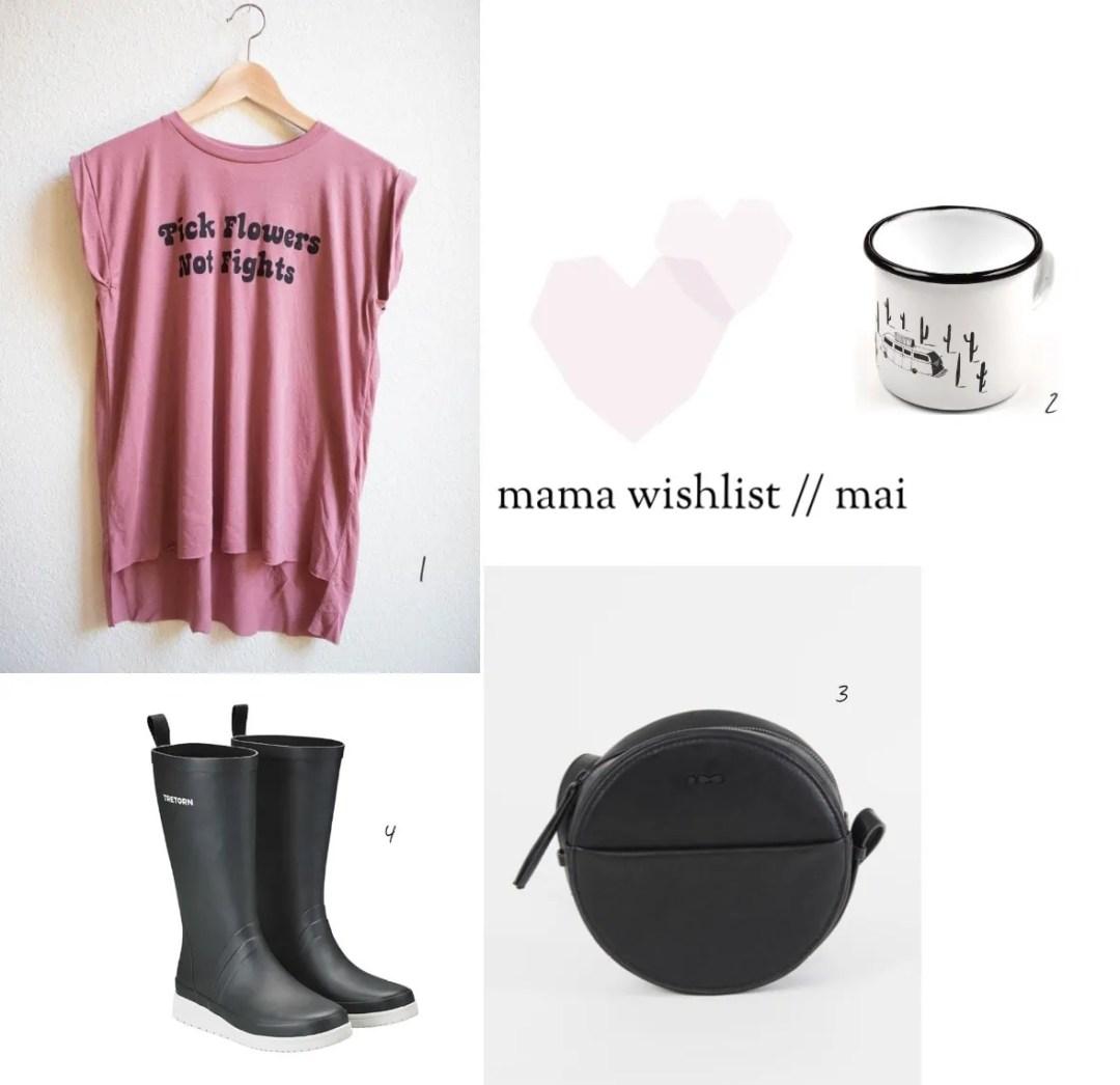 Mama wishlist mai