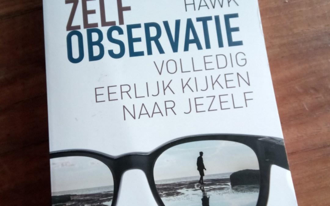 Boek: 'Zelfobservatie' van Red Hawk