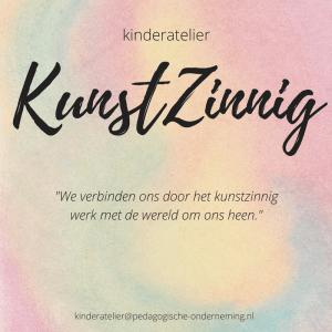 Kinderatelier KunstZinnig @ StilleWateren   Amersfoort   Utrecht   Nederland