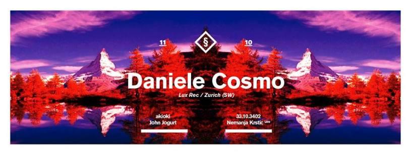 daniele cosmo