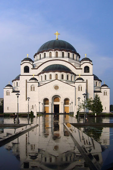 Temple of Sveti Sava
