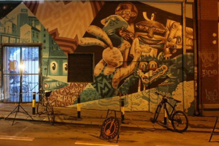 bike kitchen belgrade