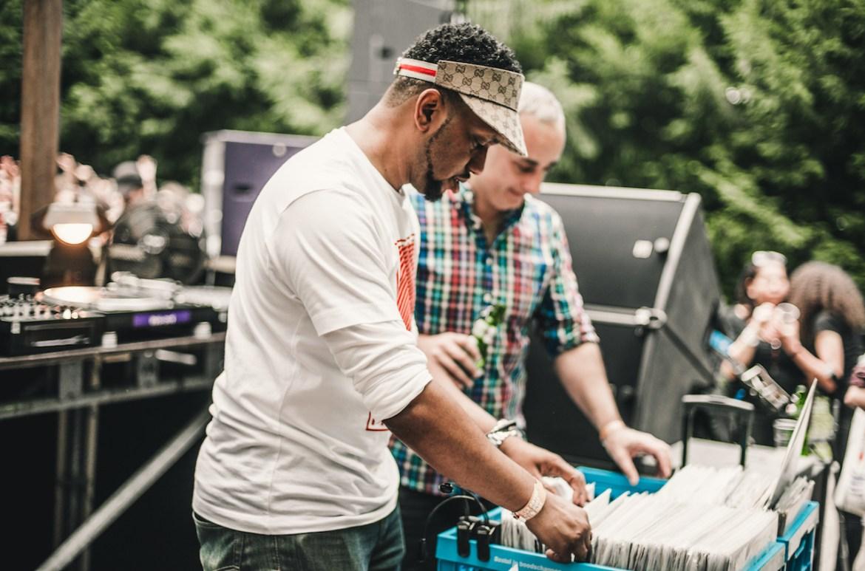 Ge-Ology & Red Greg at Dekmantel Festival 2017