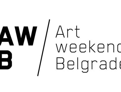 art weekend belgrade