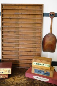 Seeds were also produced and sold widely to generate income.