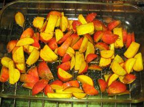 roasting beets