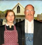 Stillmans Farm owners Glenn and Genevieve