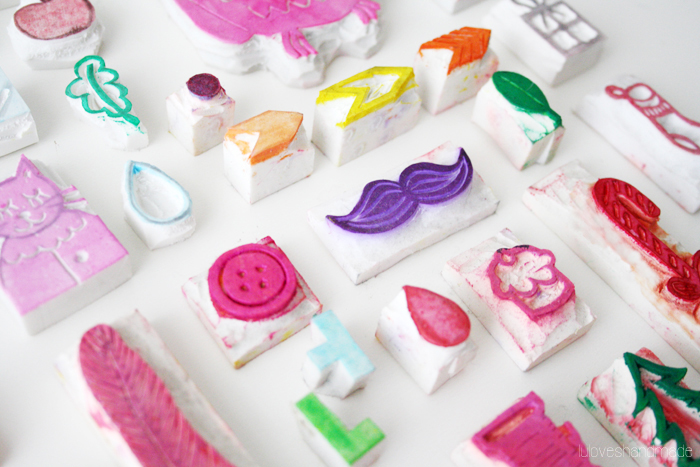 Craft Foam Simple Stamps