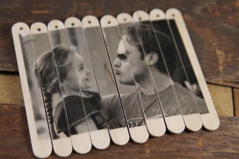 Craft Sticks: Puzzle