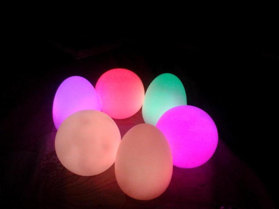 Crafts for Boys: radiant bouncy egg