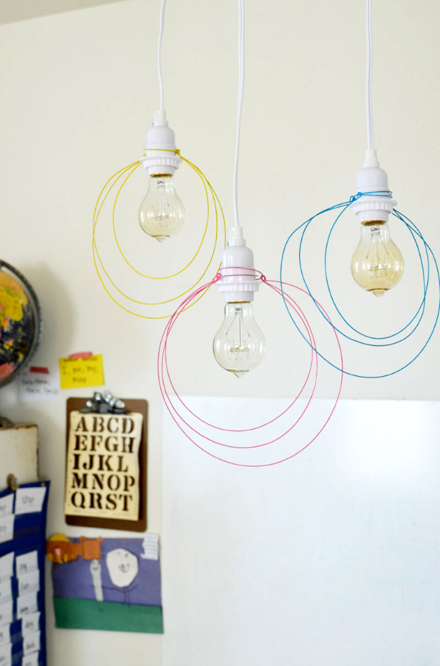 Craft Lights Halo Light Pendant