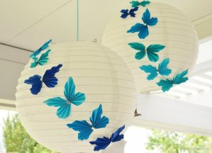 Craft Paper Butterfly