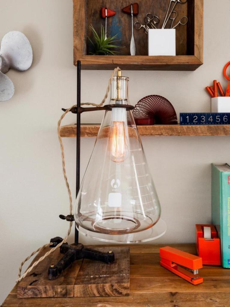 Craft Lights Kitschy Lamp