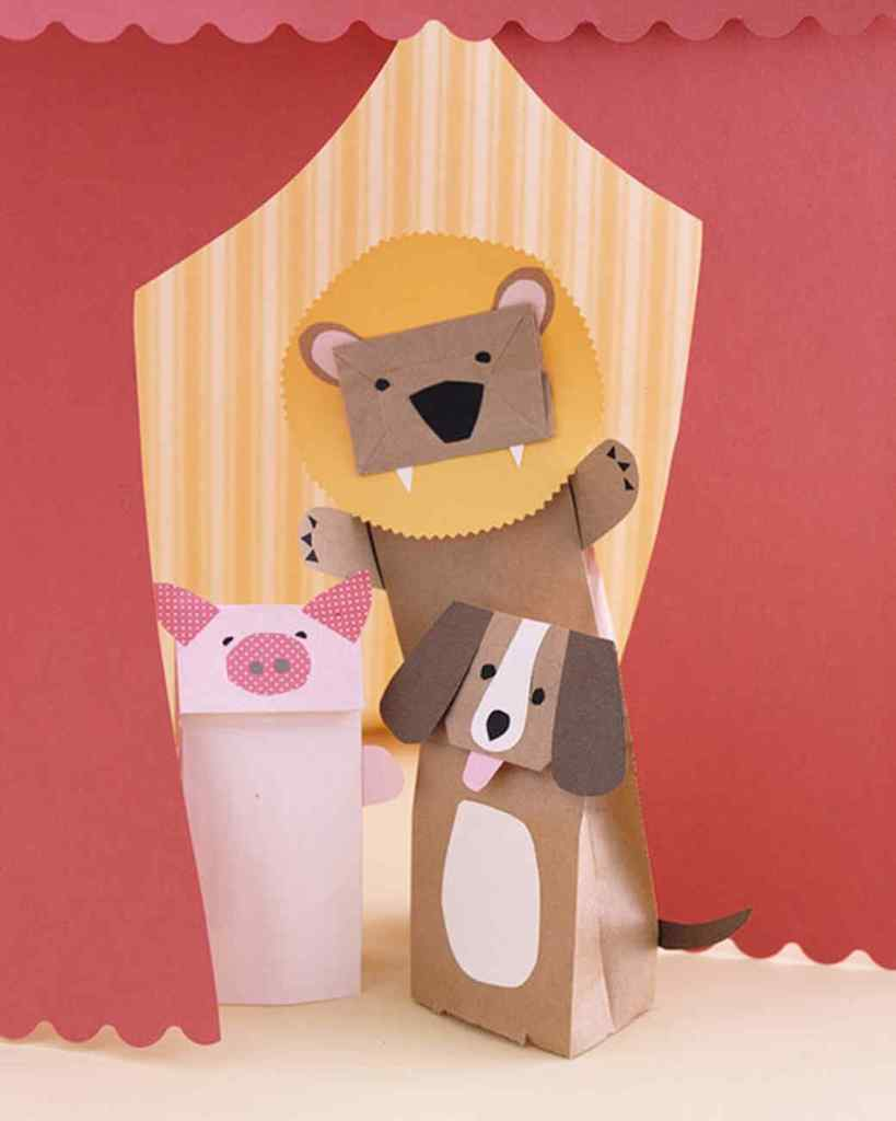 Craft Paper Animal
