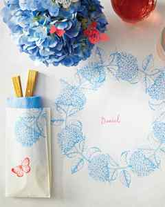 Craft Paper Tablecloth