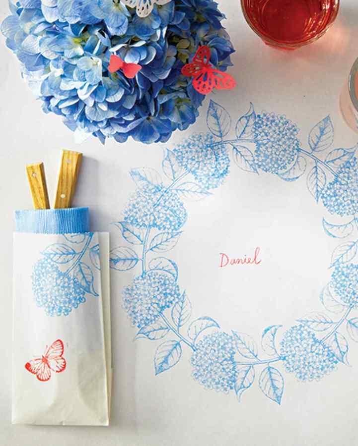 Craft Paper Tablecloth