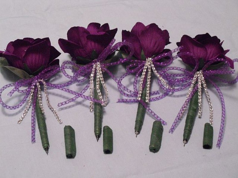 Crafts for Girls Flower Pen