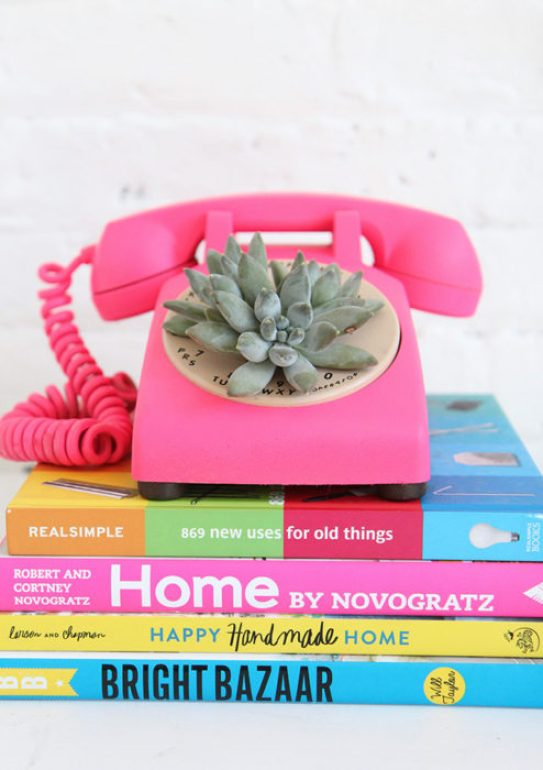 Crafts for Girls Rotary Phone