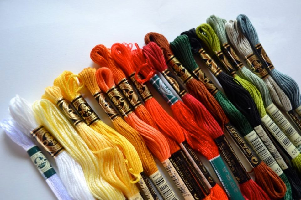 Embroidery Kits Embroidery Floss