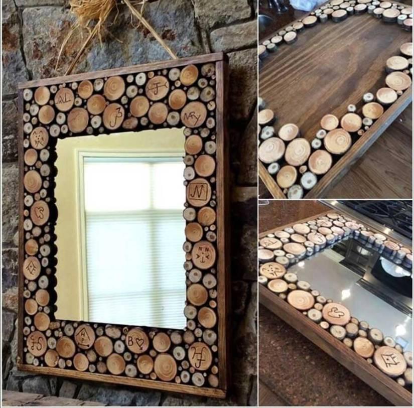 Wood Crafts Frames