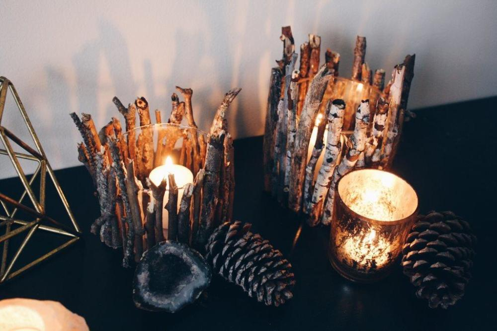 20 Stunning Wood Crafts Ideas That You Will Adore