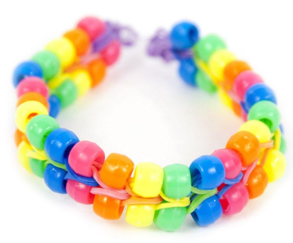 Camping Crafts Bead Bracelet