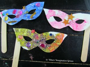 Crafts for Toddlers Mask