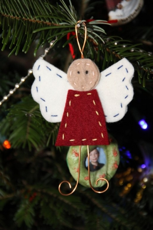 Simple Craft Angel