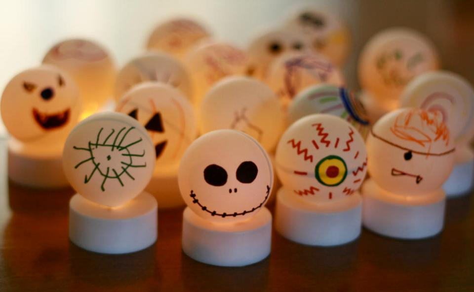 Simple Craft Halloween
