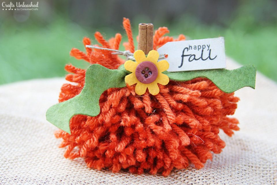 Simple Craft Pom Pom