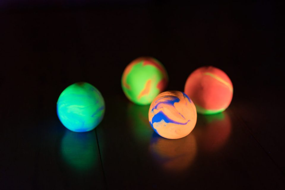 Cool Crafts for Kids Bouncy Ball