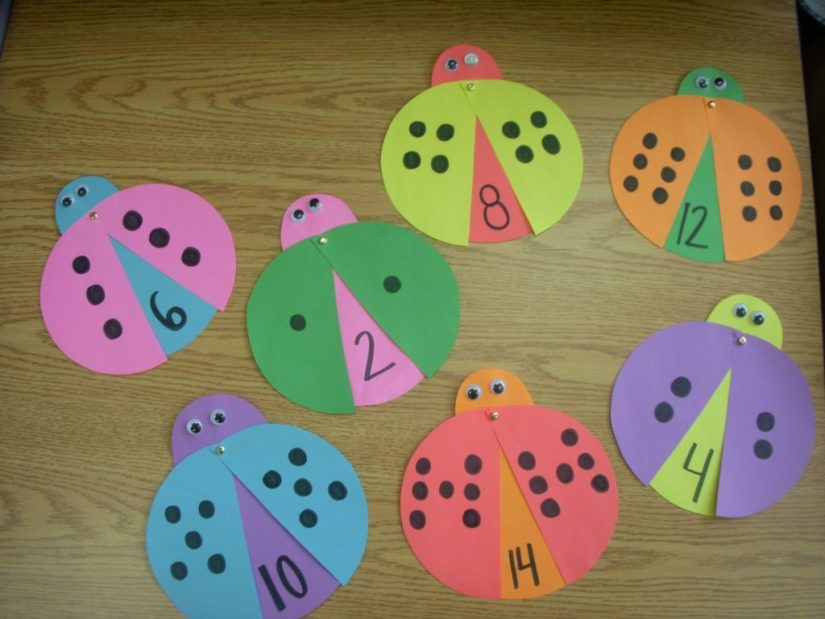 Spring Crafts Bugs