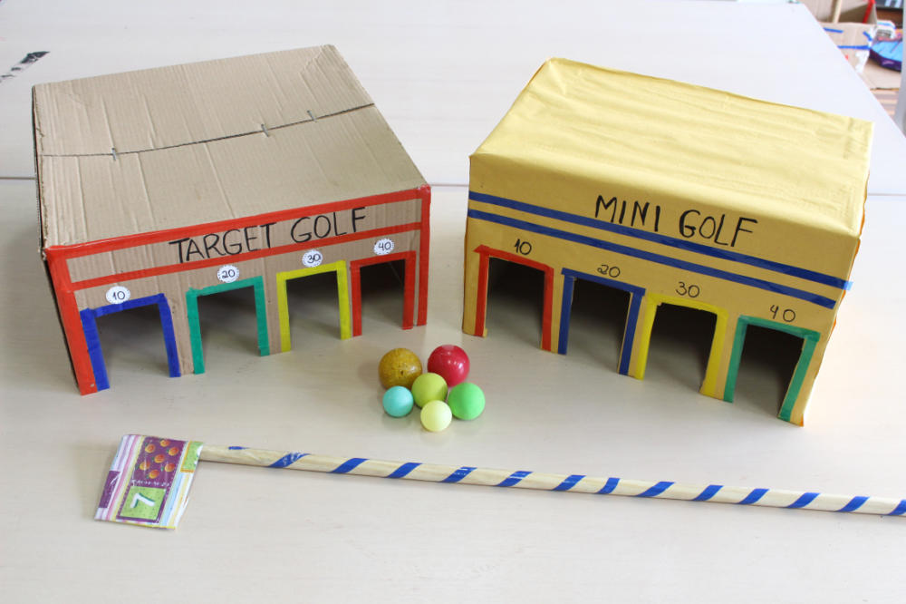 Craft Box Golf